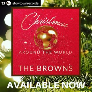 AVAILABLE NOW at digital outlets worldwide! The entertaining soundtrack Christmas